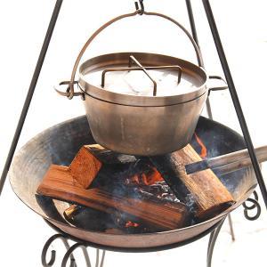 焚火鉢セット