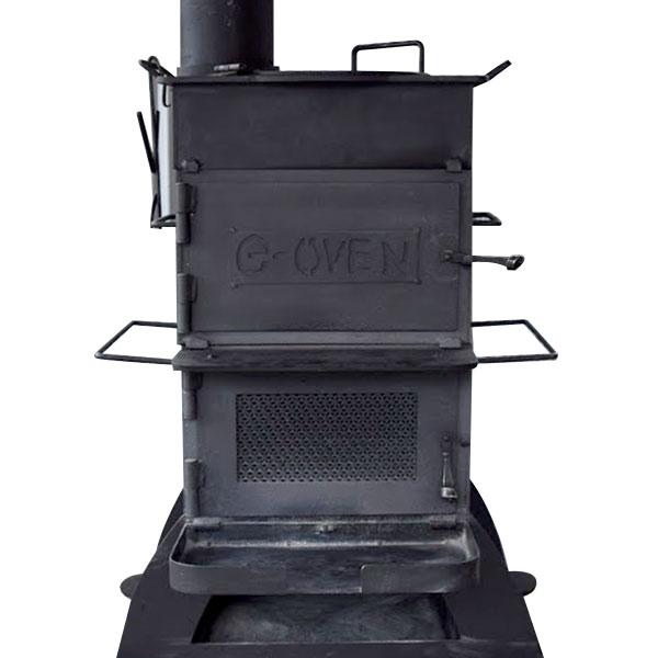 e-オーブン(カマド付き)